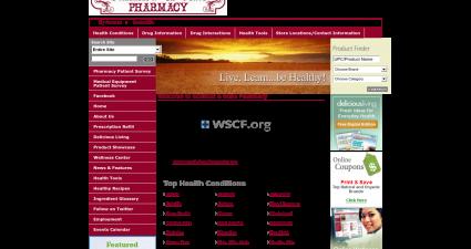 Schmidtpharmacy.com My Generic Drugstore