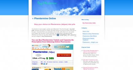 Shop-Phentermine.com Save Your Time