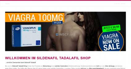 Sildenafil-Tadalafil.com Confidential online Drugstore.