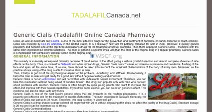 Tadalafilcanada.net Buy in Bulk And Save