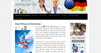 Viagra-Wirkung.net No Prescription Internet DrugStore