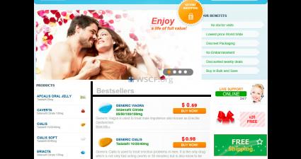 Viagraprecioes.com Overseas Discount Drugstore