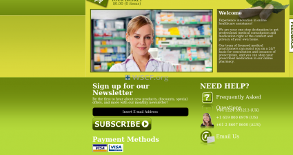 Wayshealth.net Fast Worldwide Delivery