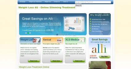 Weight-Loss4U.co.uk Best Online Pharmacy