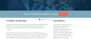 Westsidepharmacy.com Reliable Medications