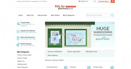 Womenpills.com Overseas On-Line Pharmacy