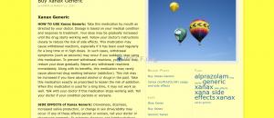 Xanaxgeneric.com Buy prescription medicines online