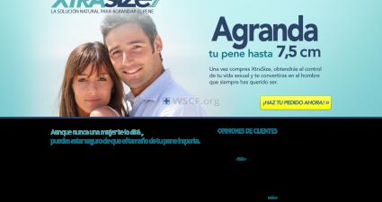 Xtrasize.es Web's Pharmaceutical Shop