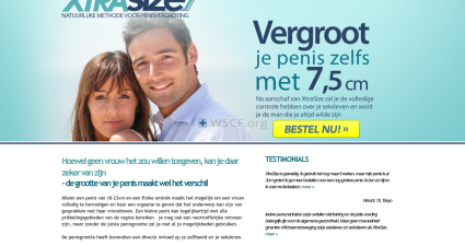 Xtrasize.nl Brand And Generic Drugs